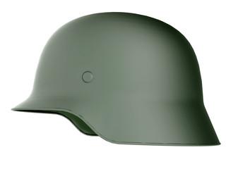 German World War Military Helmet
