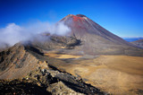 Mt. Ngauruhoe (Mount Doom), Tongariro, North Island, New Zealnd