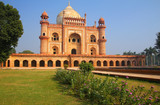 Tomb of Safdarjung in New Delhi, India
