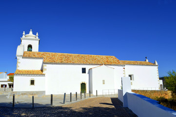 Querenca church of Nossa Senhora da Assunção