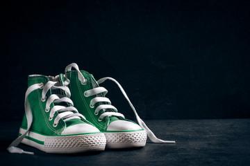 Urban style sneakers
