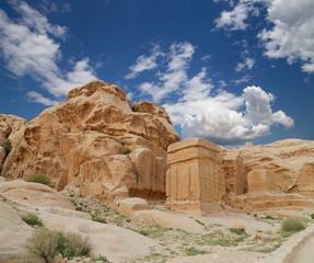 Mountains of Petra, Jordan, Middle East