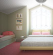 Just a bedroom (focus)