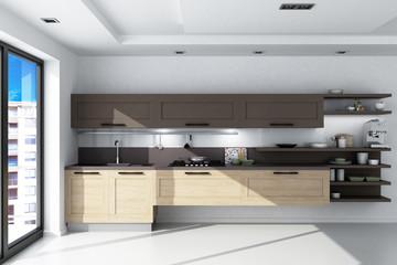 Küche als Visualisierung