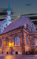 St. John's Church is Lutheran church in Riga, Latvia.