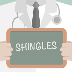 Medical Board Shingles