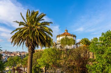Serra do Pilar Monastery in Porto - Portugal