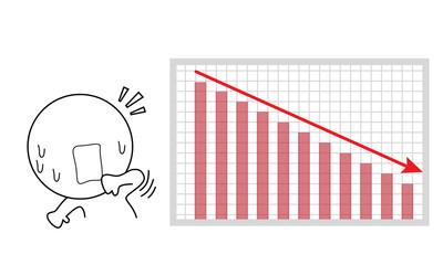 Mangus: négative graphique