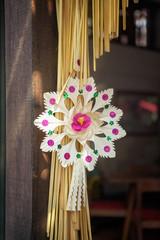Hindu festival decoration