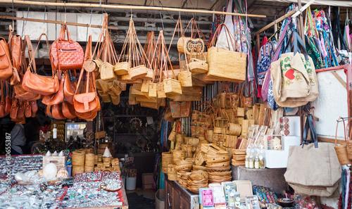 Keuken foto achterwand Indonesië Bali Market