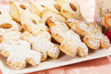 biscotti in psta di mandorle