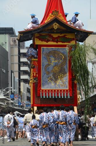 日本三大祭 京都 祇園祭