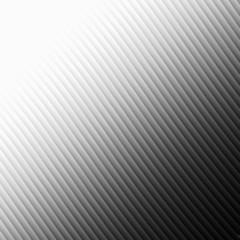 Wavy shaded stripes