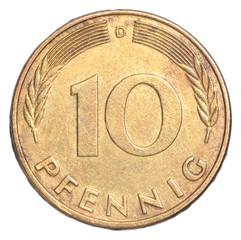 Pfennig Coin