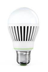 Closeup LED bulb