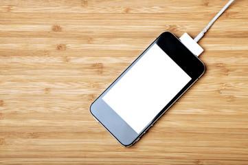 Rechargeable smartphone