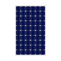 Photovoltaic module, 164x90, true to scale