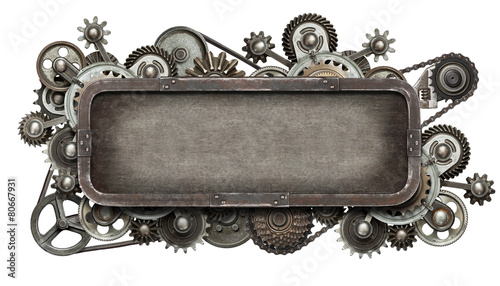 Mechanism © donatas1205