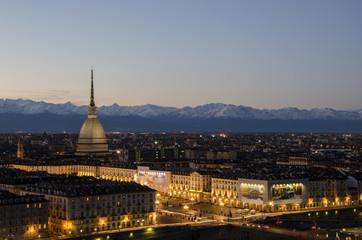 Turin Sunset