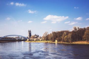Magdeburg & Elbe