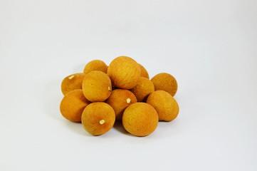 Longan Thai summer fruit