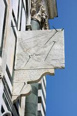 Basilica of Santa Maria Novella and six-sundial, Florence