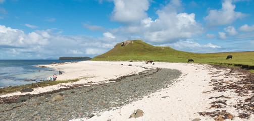 Coral Beach Scotland