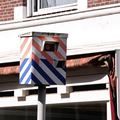 radarkontrolle in den niederlanden