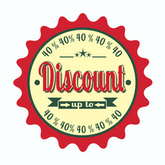 discount up to stamp