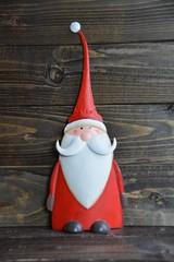 Weihnachtskarte - Weihnachtsmann