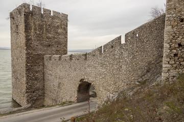 Golubac Fortress.