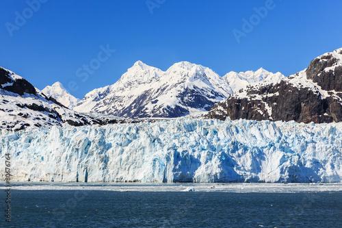 Fotobehang Gletsjers Glacier Bay National Park, Alaska