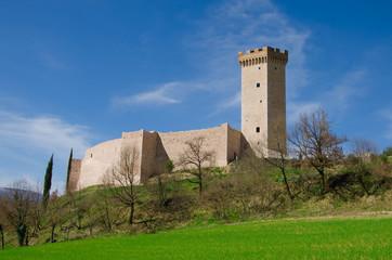 Castello nei pressi di Foligno