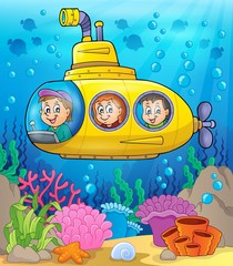 Submarine theme image 2
