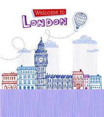Big Ben - symbol of London