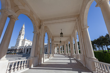 Sanctuary of Fatima. Basilica of Our Lady of the Rosary