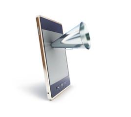 speaker for mobile phone