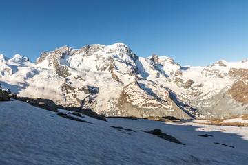 Beautiful mountain, Alps, Zermatt, Switzerland