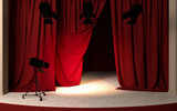 theater scene
