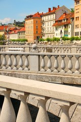 Ljubljana, Triple Bridge