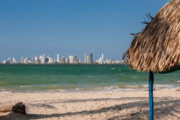 Cartagena desde Tierra Bomba