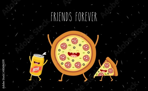 pizza - 80686391
