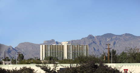 Residential High Rise, Tucson Downtown, AZ