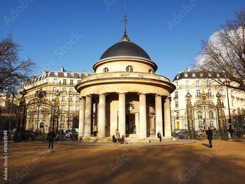 Papiers peints Jardin Paris parc Monceau
