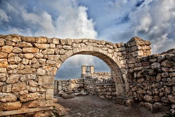 ancient Greek city of Chersonese