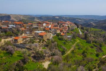 cyprus mountain village