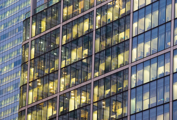 Office business building, London