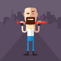 Skinhead character