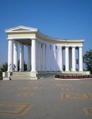 Colonnade of the Vorontsov Palace