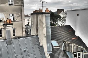 TOIT de PARIS 1